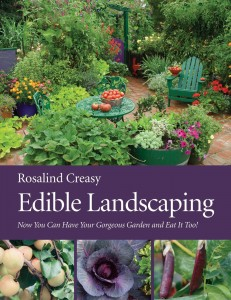 Post image for Book Review: Edible Landscaping; Podcast Interview; Book Giveaway Contest