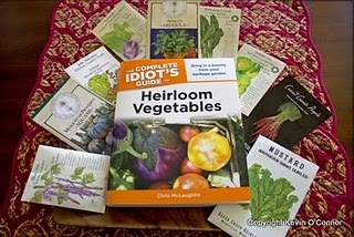 Post image for Book Review: Complete Idiot's Guide to Heirloom Vegetables