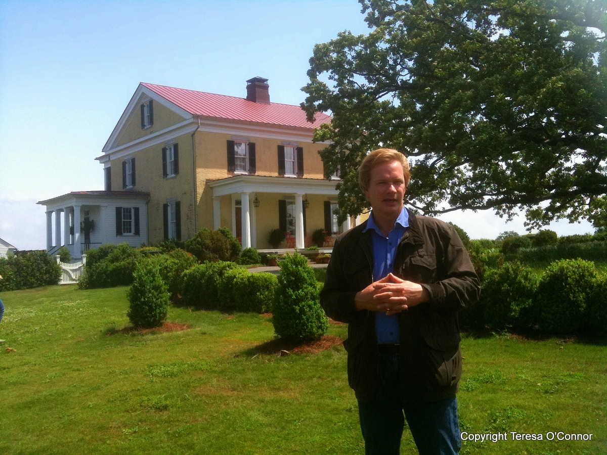 At Home With P Allen Smith