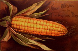 vintage cards for thanksgiving