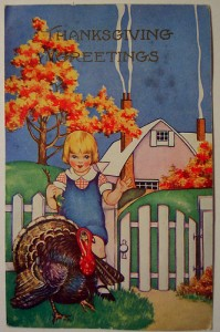 vintage illustrations for thanksgiving
