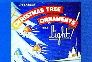 christmas tree ornaments that light