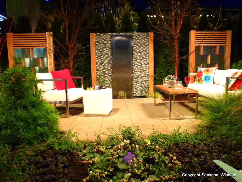 Garden Trends from 2012 Northwest Flower & Garden Show