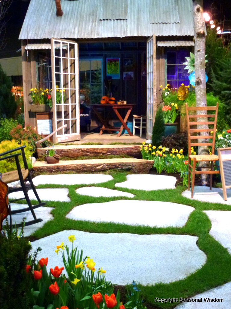 Backyard Landscaping Shows : Garden trends from northwest flower show