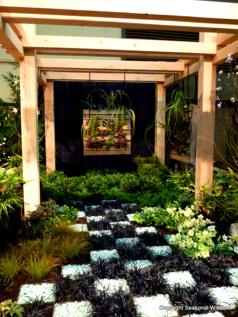 Garden Trends from 2012 Northwest Flower Garden Show