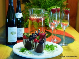 Post image for Recipe: May Wine with Sweet Woodruff