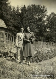 Greatest generation and victory gardeners