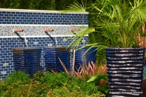 Post image for Fountains Make Splash at 2013 Northwest Flower and Garden Show