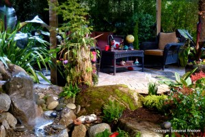 Post image for A Garden Hideaway Design for the Entire Family