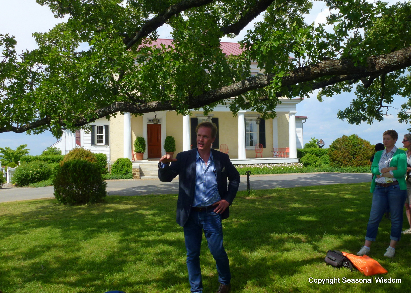 A Tour Of P Allen Smith S Home