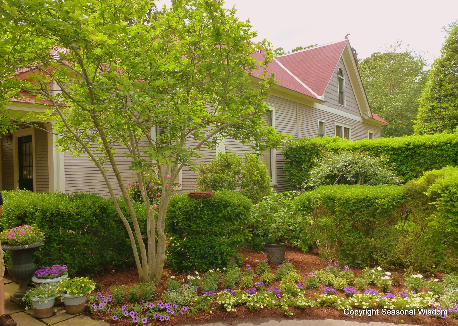 Take A Tour Of P Allen Smith S Garden