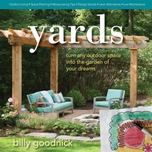 Yards is the new book written by Billy Goodnick.