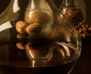 This spiced wine has coriander which is among the Plants with Benefits.