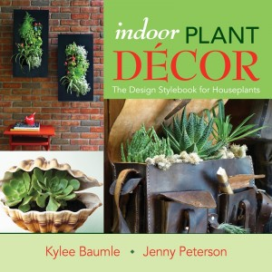 front cover of indoor plant decor book