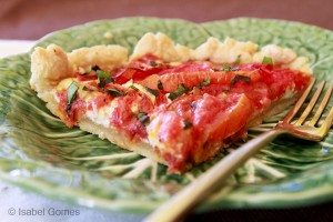 These tomato tips include a recipe for tomato tart
