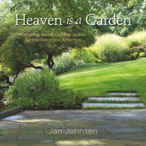 Heaven is a Garden book explains how to find a power spot in your garden