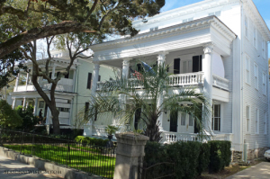 Cooper-Oconnor house in Charleston SC