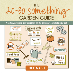 Cover The 20-30 Something Garden Guide