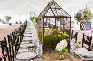 Field to Vase Dinner with American Grown Flowers