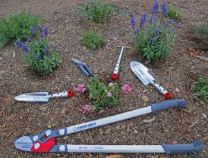 Troy-Bilt garden tools that you can win in this drawing