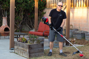 Troy-bilt trimmer and trimmerplus attachments