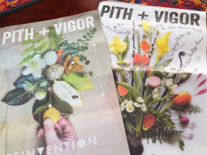 pith and vigor newspapers