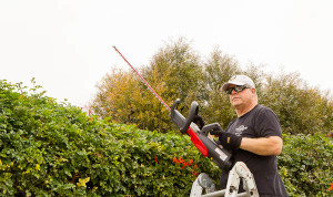 Troy-Bilt Hedge Trimmer Powered by CORE