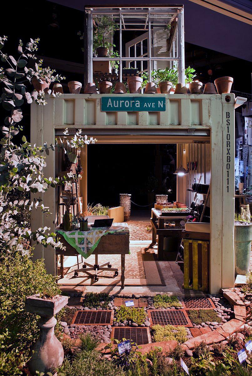 Great Gardening Ideas at 2012 Northwest Flower & Garden Show